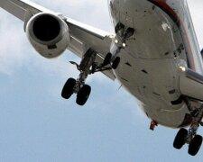 самолет, шасси