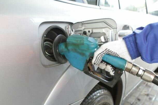 бензин,