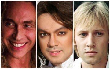 """Тарзан, Кіркоров, """"гардемарин"""" Харатьян та інші раптово посивілі зірки, фото: """"Пора вже вгамуватися"""""""