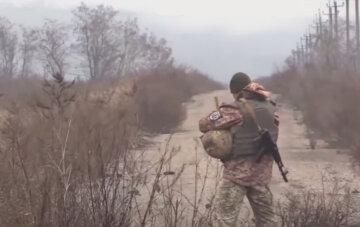 ВСУ, разведение войск, Донбасс, скрин