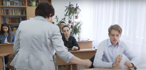 школа учні школярі ЗНО