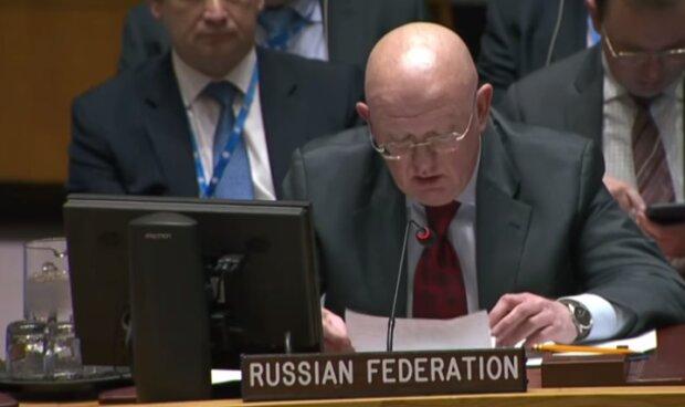 """Росія в ООН раптово проговорилася, коли піде з Донбасу: """"Припинення вогню не буде без..."""""""