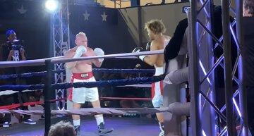 70-летний боксер грубо нокаутировал молодого соперника: яркое видео мирового рекорда