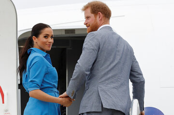 The Duke And Duchess Of Sussex Visit Tonga — Day 2