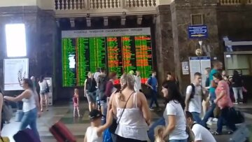 """На киевском вокзале пассажиров атаковали мерзкие твари, фото: """"Волдыри размером с монету"""""""