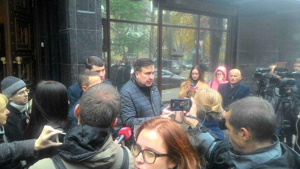 Михеил Саакашвили, Саакащвили