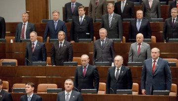 сенаторы РФ