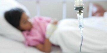 Больница-дети