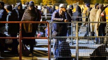 Мигранты в Словении