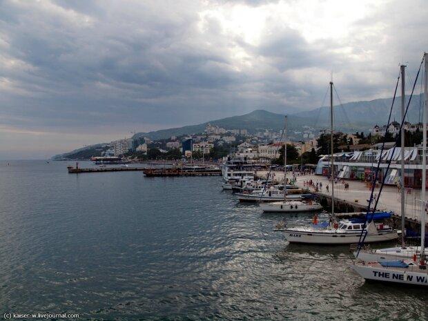 Ялта порт