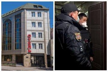 ЧП в отеле Одессы, найдено тело человека: кадры несчастья