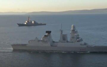 Військові РФ обстріляли британський есмінець у Чорному морі: перші подробиці