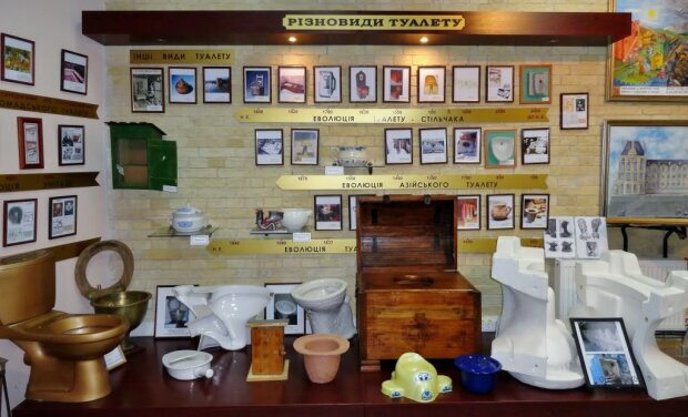 Київський музей туалетів потрапив до книги рекордів Гіннеса