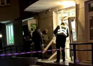 """Мощный взрыв в отделении """"ПриватБанка"""", что известно о пострадавших: """"За два часа до нападения..."""""""