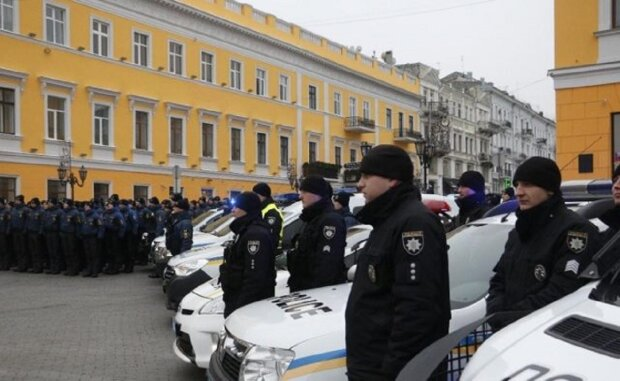 полиция, Одесса