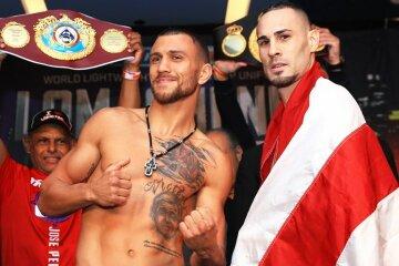 Ломаченко — Педраса: озвучены гонорары боксеров за бой