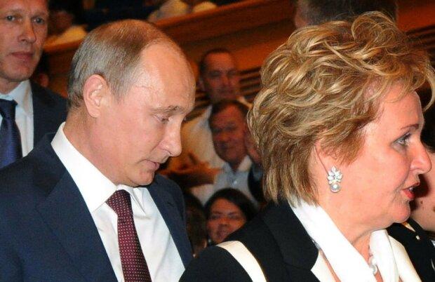 Людмила Путина, Владимир Путин