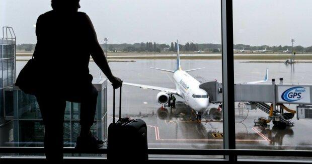 заработки, самолет, Польша, украинцы