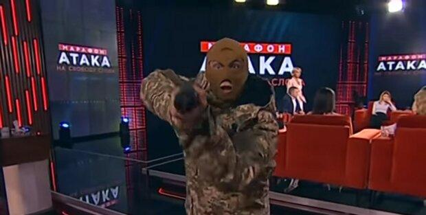 """Цирк с бойцами в масках на канале Порошенко, украинцы взбешены: """"Боже, какое позорище"""""""