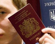 Венгрия, паспорта