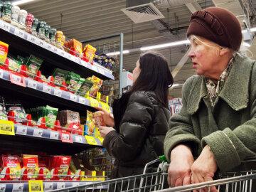 цены на продукты,