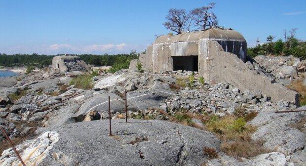 бункер Швеция