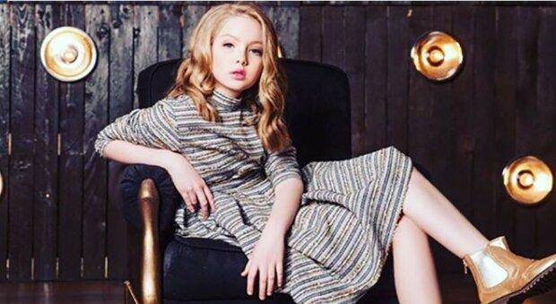 12-річна дочка Кошового з «Квартал 95» нафарбувала губи і підкорила недитячою красою: «Пощастить нареченому»
