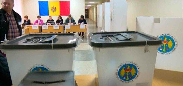 выборы Молдова