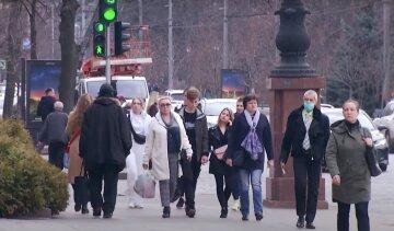 Харків, весна, вулиця, карантин