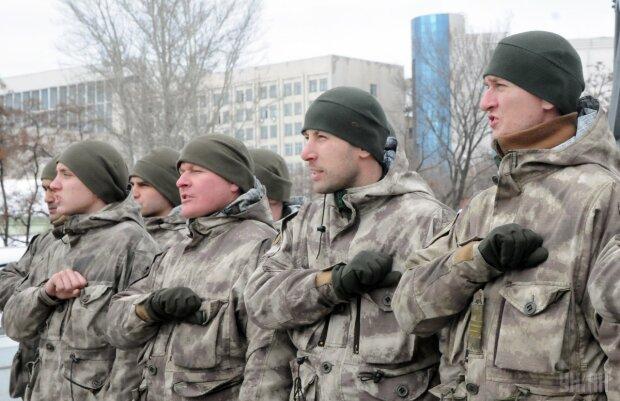 украинские военные всу армия войска