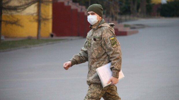 коронавирус, военные