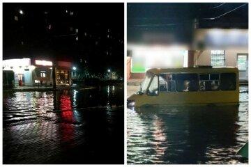 Потужна злива накрила Україну, вода затопила вулиці: кадри руйнувань