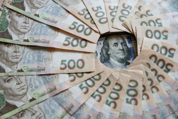 Заложенный в бюджет Украины курс доллара