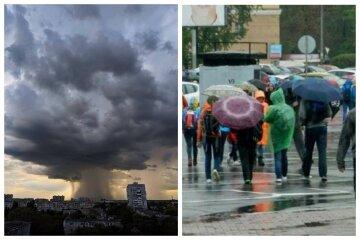 Одесса снова окажется в плену циклона: когда ждать дожди с грозами