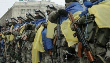 ВСУ, военные, солдаты, армия, Украина
