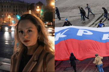 """Знаменита російська фігуристка розповіла, як """"кайфонула"""" в окупованому Криму: """"злидні, розруха і..."""""""