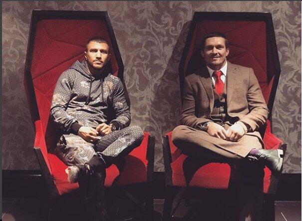 Ломаченко высказался о переходе Усика в супертяжелый вес: Не хочу лукавить
