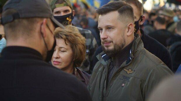Андрей Билецкий с Нацкорпусом провел масштабный марш патриотов в Киеве: властям выдвинули четкие требования