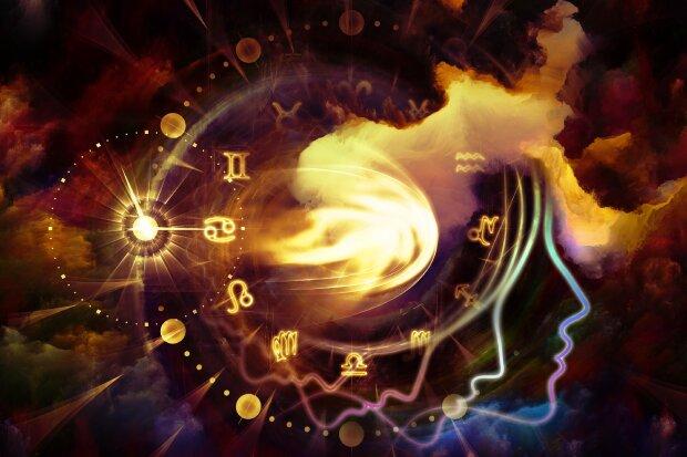 магия знаки зодиака, лунное затмение
