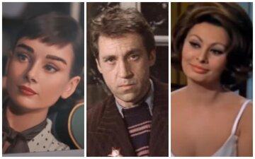 Як виглядають спадкоємці Висоцького, Одрі Хепберн, Софі Лорен та інших легенд: з красою пощастило не всім