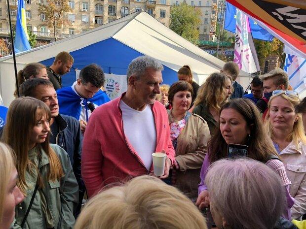 Государство должно достроить жилье вкладчикам «Аркады», - Пальчевский