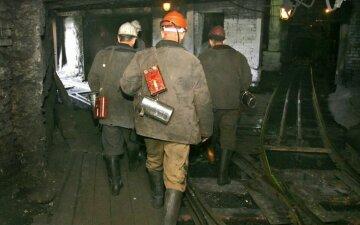 шахта, шахтеры