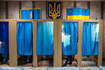 Кабина для голосования, выборы