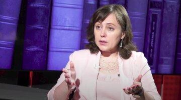 Гуменна заявила, що в українських вишах треба розвивати систему стипендій і грантів