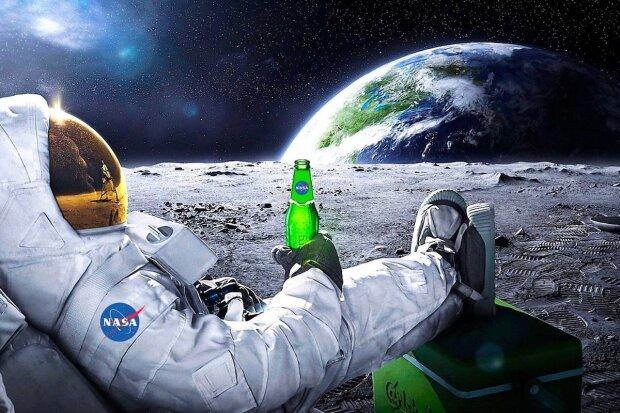 NASA, космонавт, космос