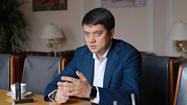 """Скасування недоторканності: Разумков зробив гучну заяву, """"перестала існувати"""""""