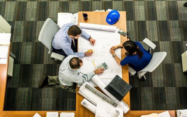 работа офис бизнес переговоры