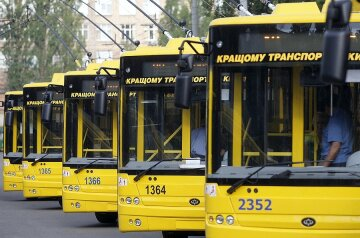 Киев троллейбус