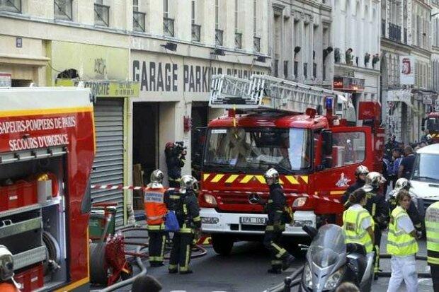 Взрыв в Париже: появились подробности трагедии
