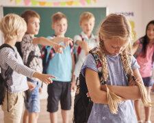 буллинг школа дети